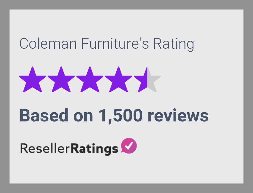 Coleman Furniture Reviews 1 362, Coleman Furniture Company